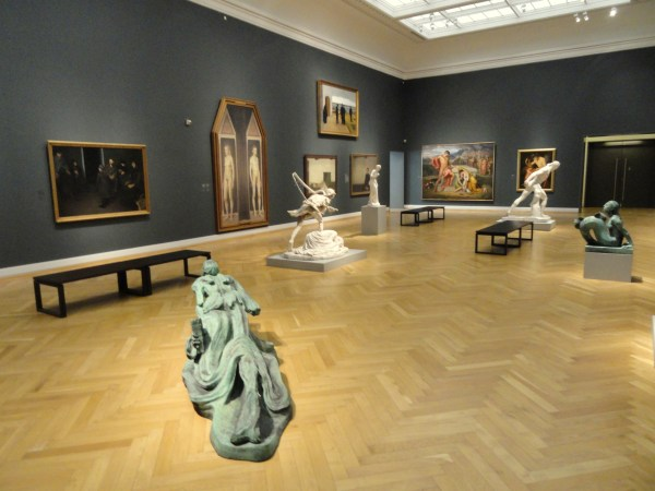 Statens Museum for Kunst National Gallery of Denmark