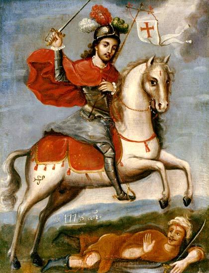 Santiago Matamoros.