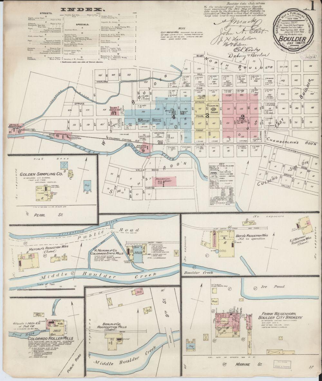 medium resolution of file sanborn fire insurance map from boulder boulder county colorado loc sanborn00958