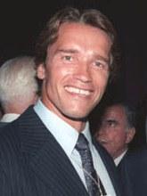 Arnold Schwarzenegger in 1984