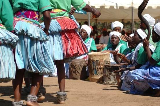 Xibelani dance