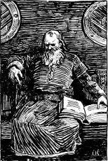 HISTORIKER : Snorre Sturlason (1178-1241) - skrev at norske konger stammer fra samiske Snøfrid og at norsk kultur er fra Tyrkia. FOTO: WIKI