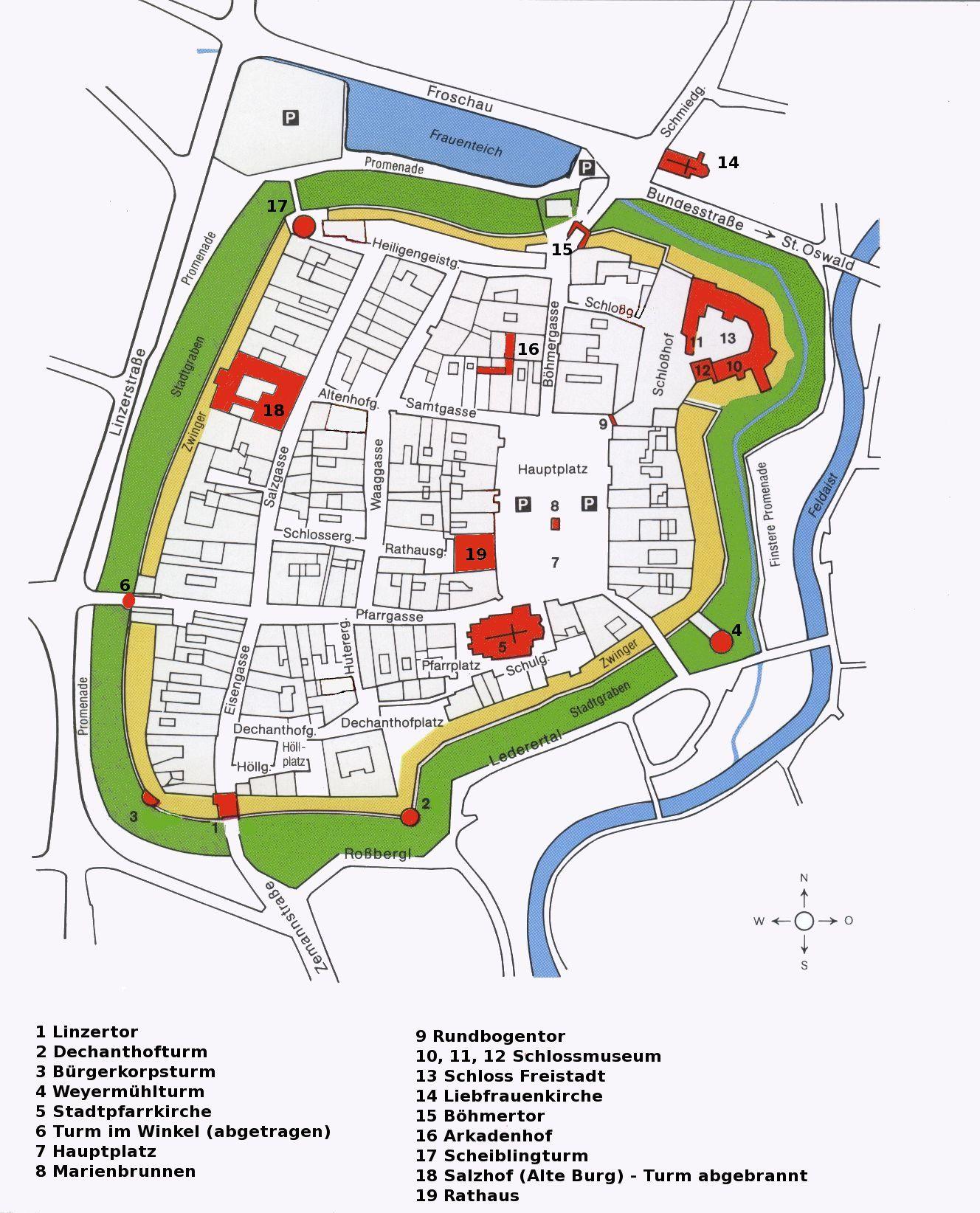 Hauptplatz Freistadt  Wikipedia