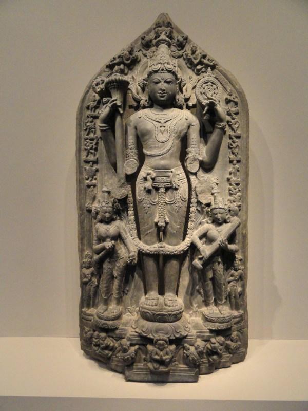 Vishnu With Avatars Bangladesh Dhaka District