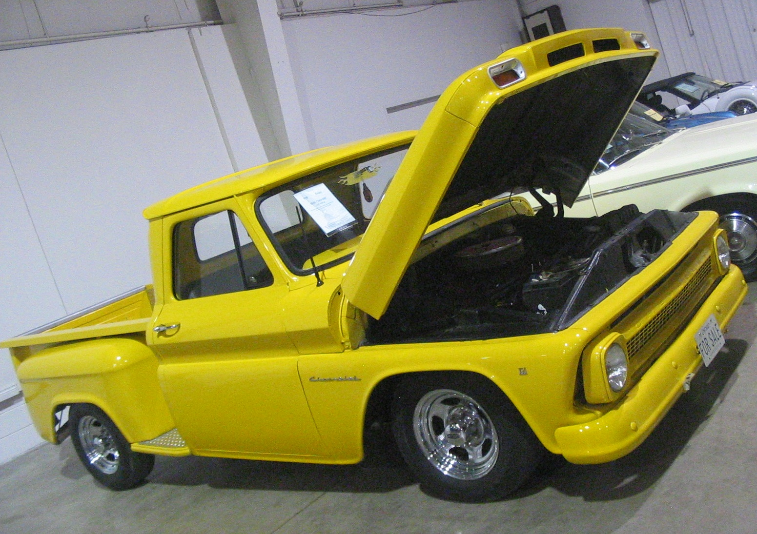 hight resolution of chevy c10