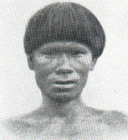 Brazilian American Indian Mongoloid
