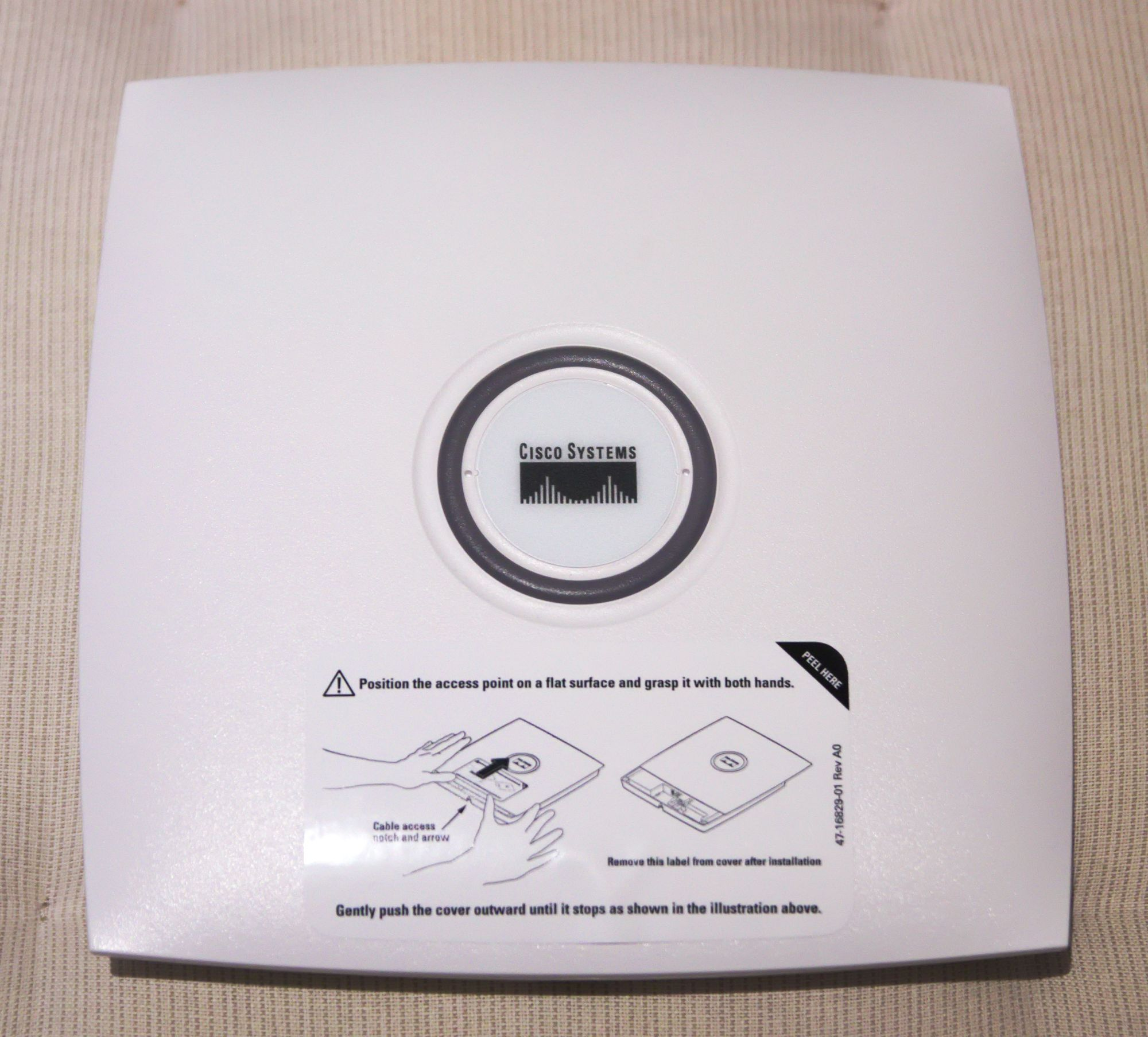 hight resolution of wireless access point