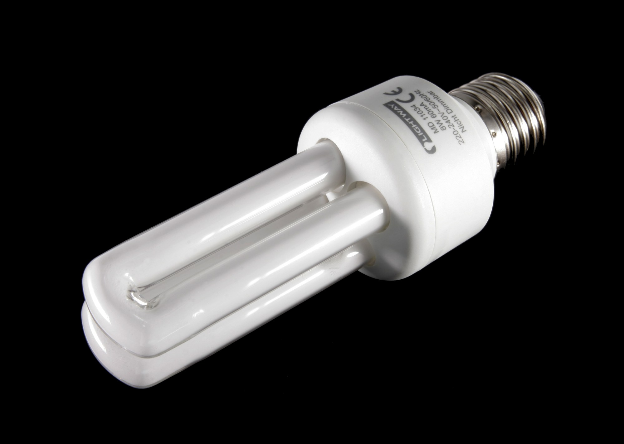 hight resolution of compact fluorescent lamp