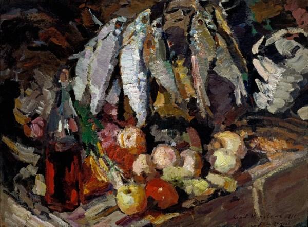 Konstantin Korovin Art