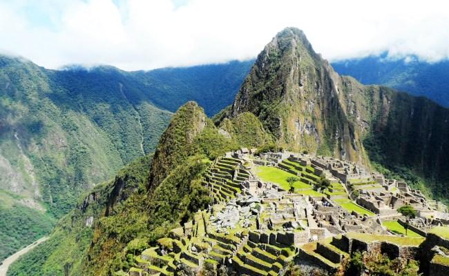 File Machu Picchu Lugar Misterioso Y Mágico Jpg Wikipedia
