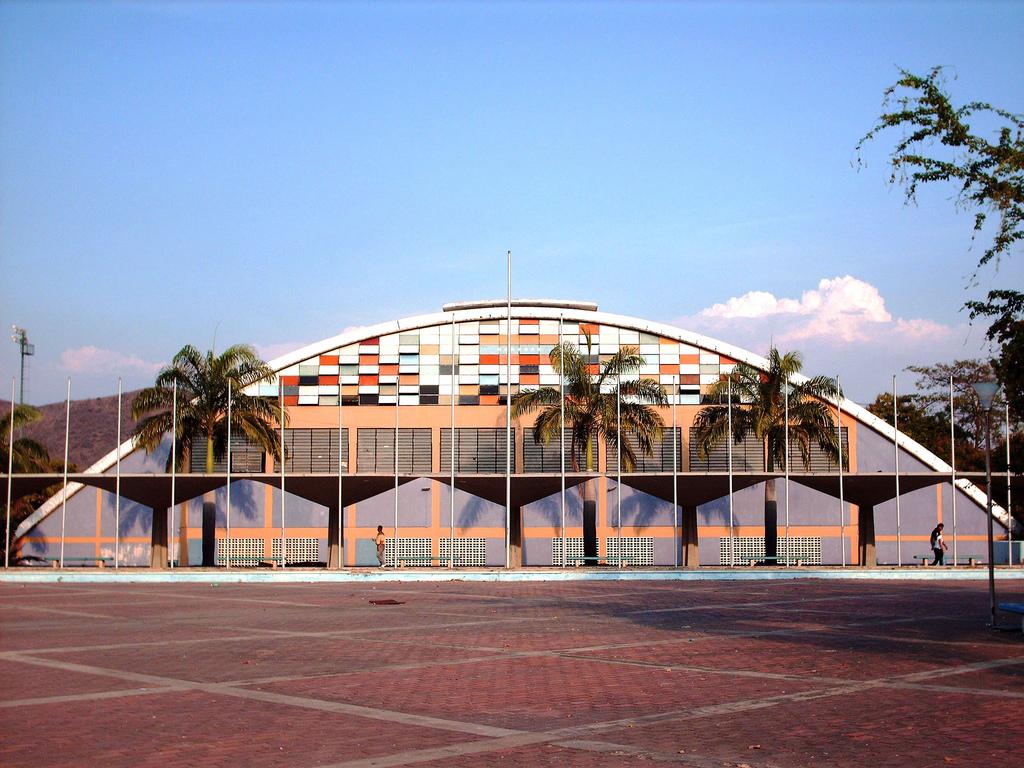 Polideportivo Las Delicias  Wikipedia la enciclopedia libre