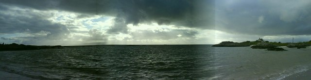 English: Storm Clouds Gathering