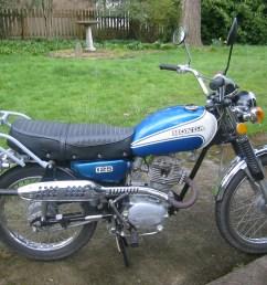 honda scrambler motorcycle [ 1024 x 768 Pixel ]