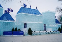 Ice Hotel Quebec Winter Carnival