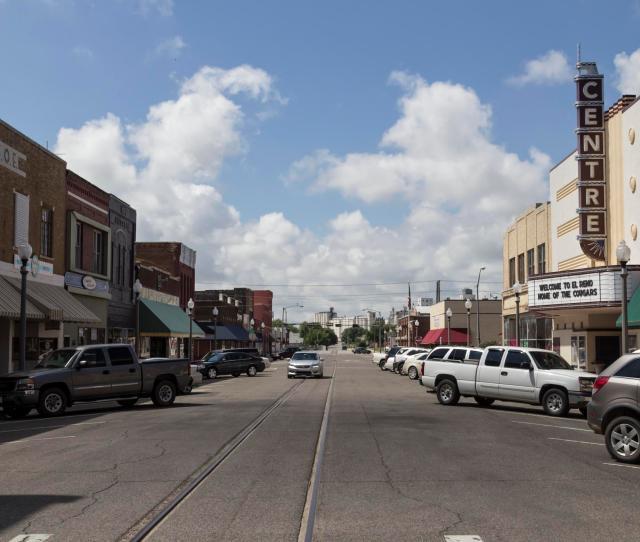 El Reno Oklahoma