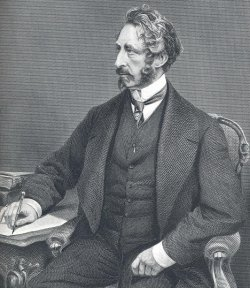 Bulwer-Lytton in later life