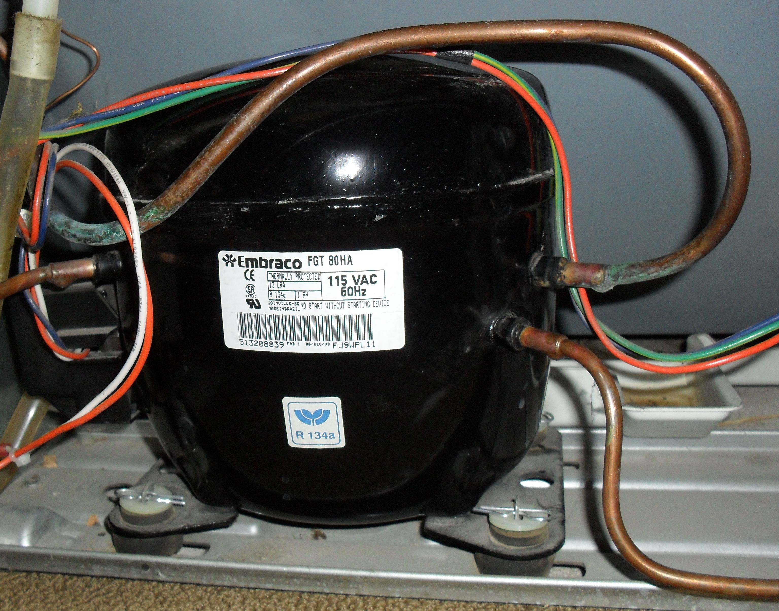 embraco compressor wiring diagram excretory system to label refrigerators parts cost of refrigerator