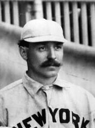 English: George Davis, Major League Baseball H...