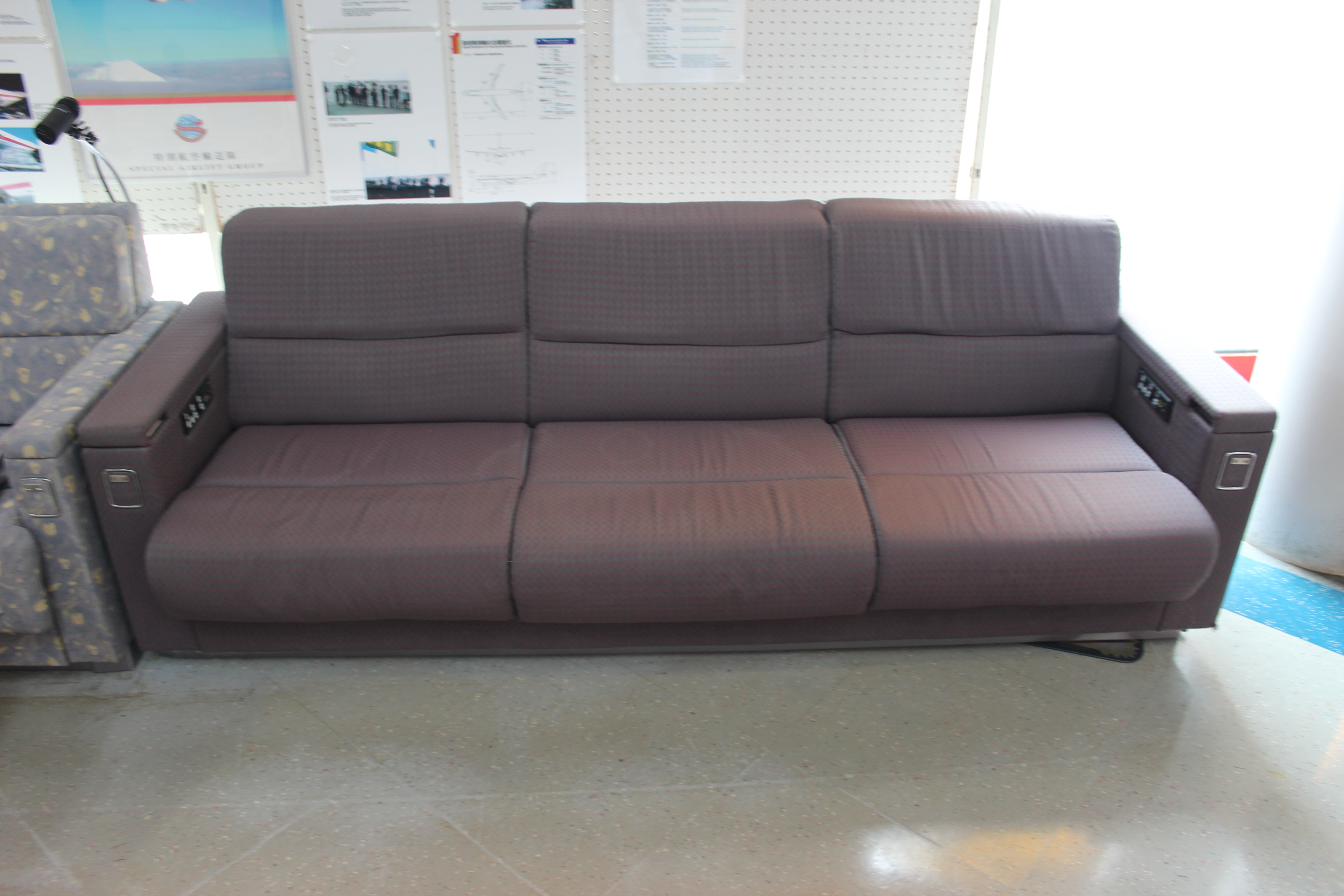 one sofa seat el dorado furniture bed file japanese air force jpg wikimedia commons