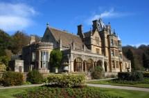 Victorian Gothic Style Mansion