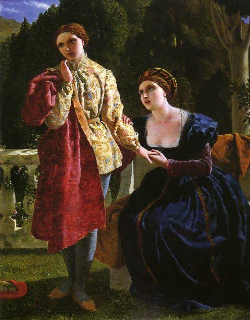 English: Viola and the Countess