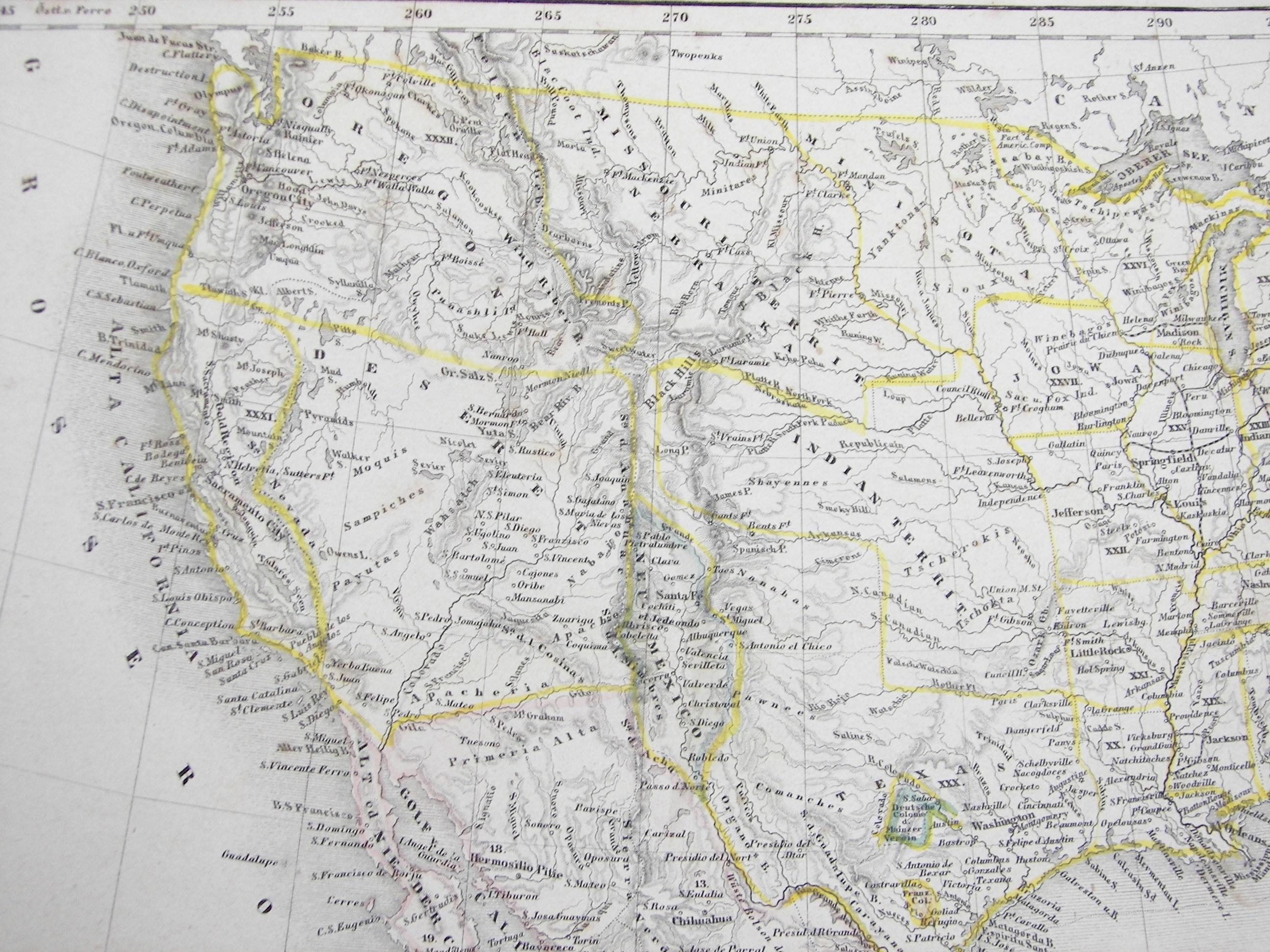File Vereinigte Staaten Von Nord America Und Mexico