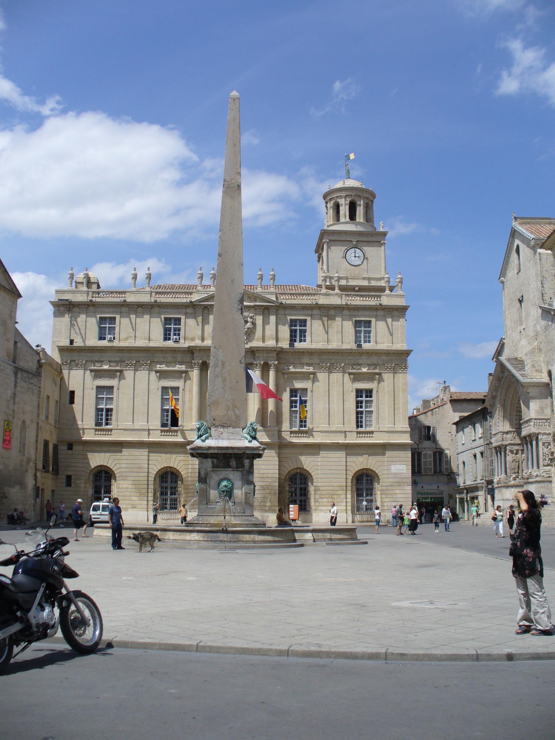 Circo romano di Arles  Wikipedia