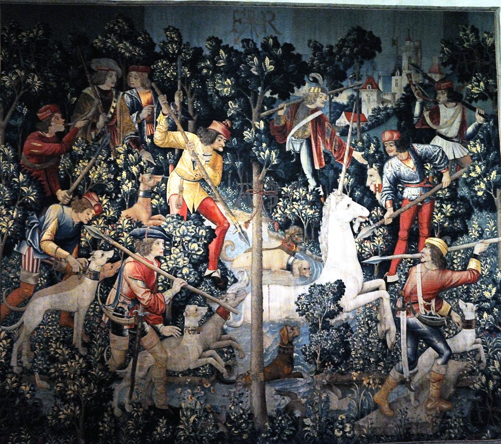 The Hunt of the Unicorn Tapestry