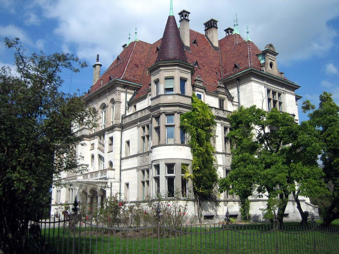 Schloss Sihlberg  Wikipedia