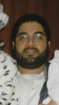English: A photograph of Shaker Aamer cropped ...