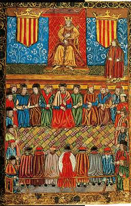 Cortes Catalanas