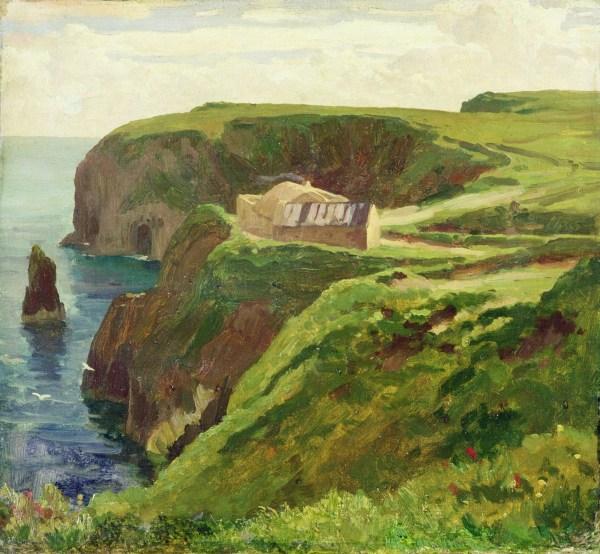 File Frederic Leighton - Malin Head Donegal 1874