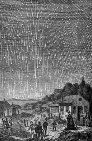 1833 Leonids Meteor Storm