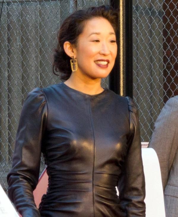 Sandra Oh Wikipedia