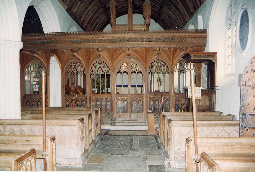 File:St John the Baptist, Higher Ashton, Devon - East end