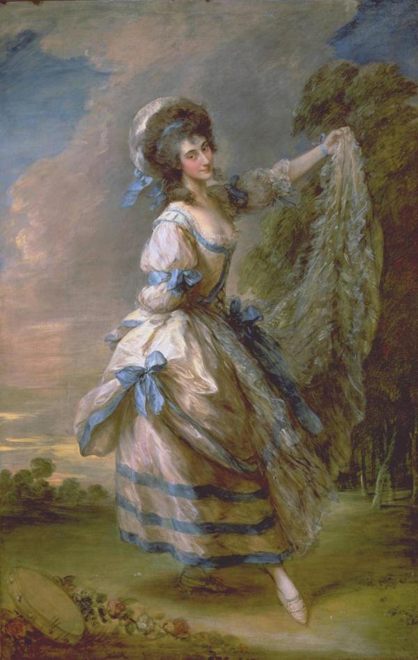 Giovanna Thomas Gainsborough