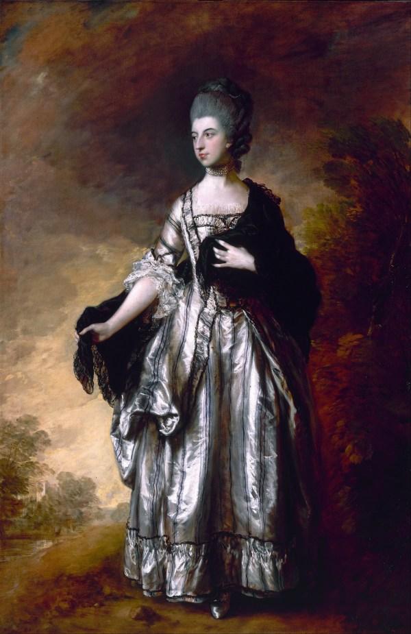 File Thomas Gainsborough - Isabella Viscountess Molyneux Countess Of Sefton Google Art