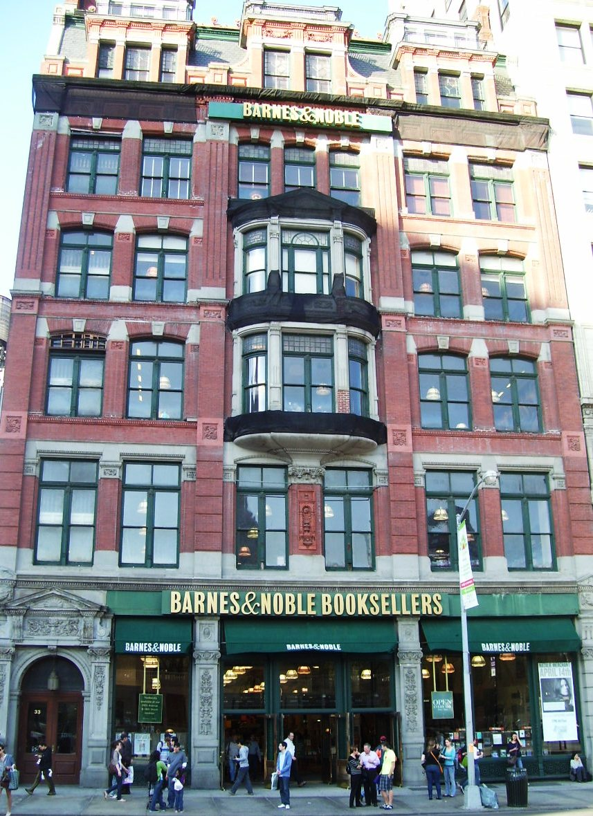 Barnes And Noble Times Square : barnes, noble, times, square, Century, Building, (17th, Street,, Manhattan), Wikipedia