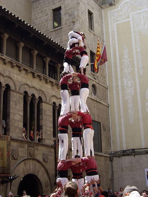 Castellers de Lleida  Viquipdia lenciclopdia lliure