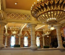 File Decorative Work Excalibur Hotel & Casino Las
