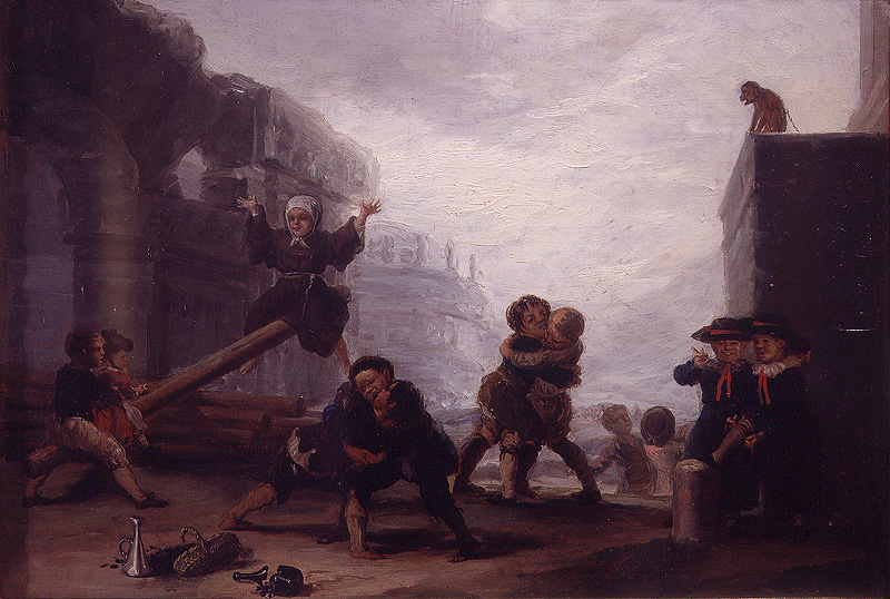 El balancn Goya Valence  Wikipdia
