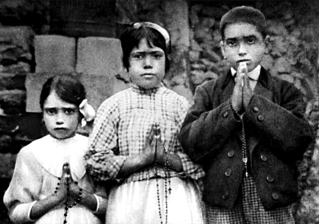 los niños de Fátima