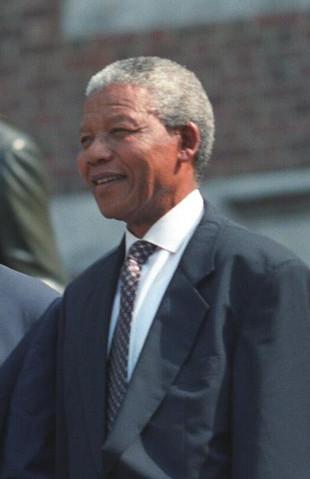 Nelson Mandela, July 4 1993.