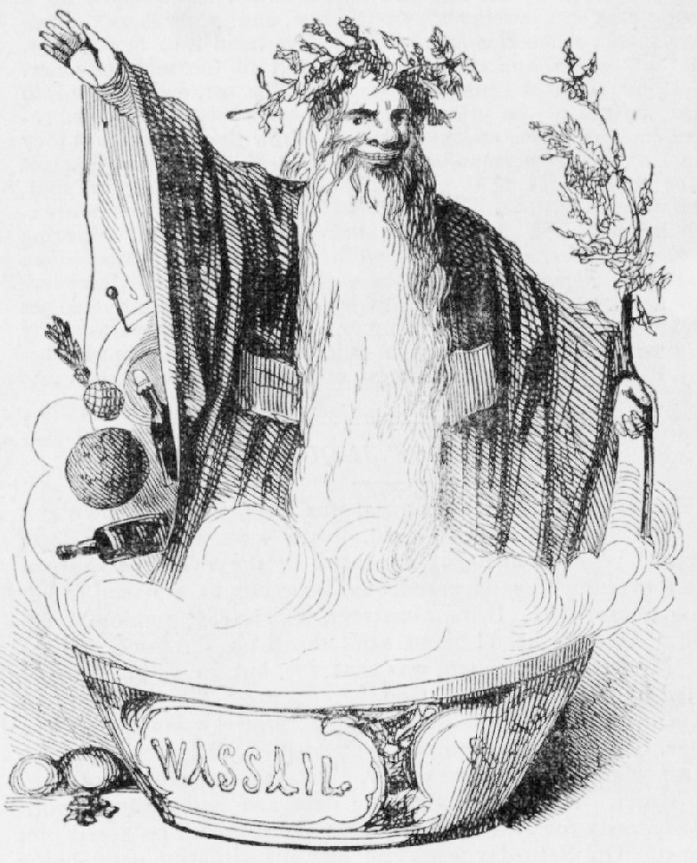 File:Old Christmas, Illustrated London News 24 Dec 1842
