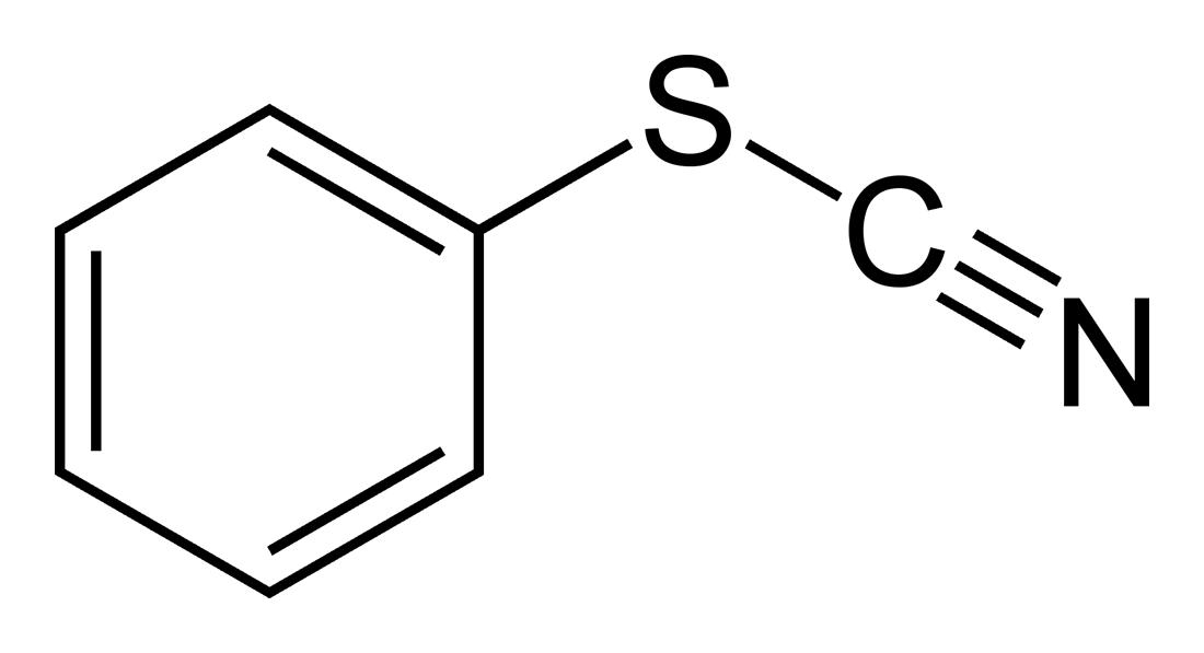 Thiocyanate; rhodanates