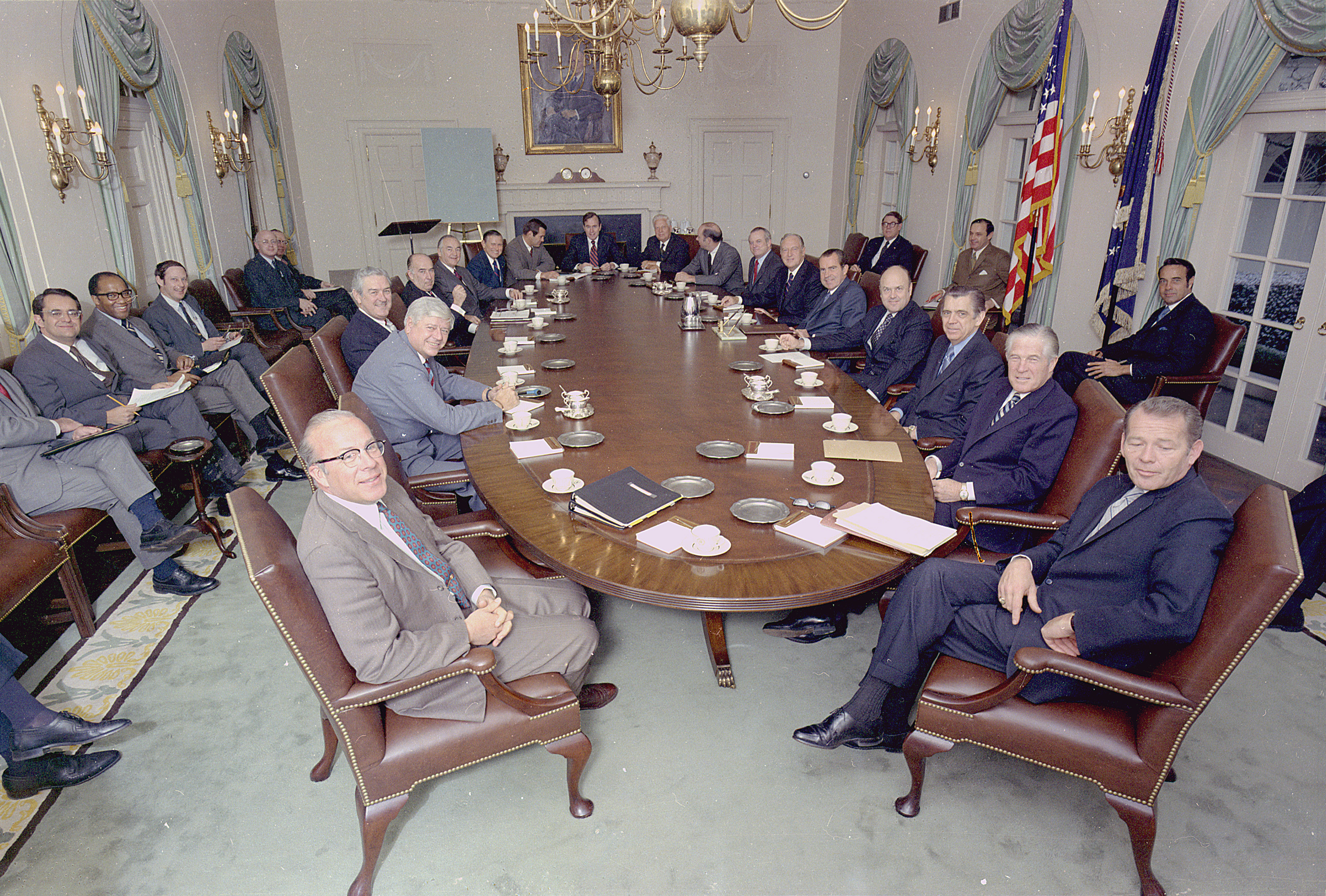 Nixon Cabinet