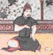 English: Alp Arslan led Seljuk Turks to victor...