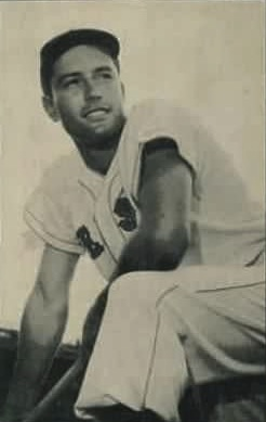 English: Boston Red Sox centerfielder in 1953.