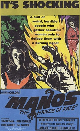 Image result for manos the hands of fate