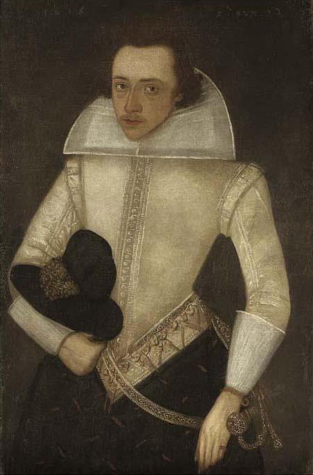William De Morgan Portrait